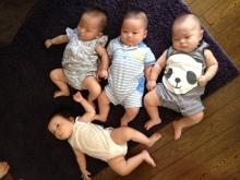 温活で赤ちゃんにリフレクソロジー